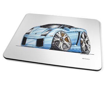Kico Automotive Placemat - Lamborghini Spyder
