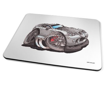 Kico Automotive Placemat - Mercedes SLR