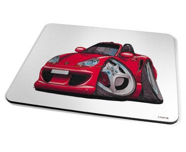Kico Automotive Placemat - Porsche Boxter