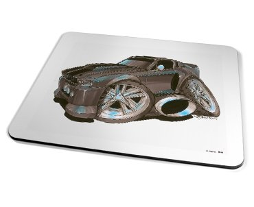 Kico Automotive Placemat - Shelby Mustang
