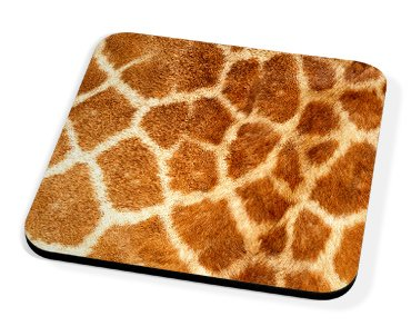 Kico Animal Skin Coaster - Giraffe