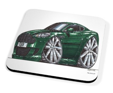 Kico Automotive Coaster - Aston Martin DB9