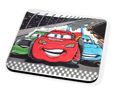 Kico Automotive Coaster - Cars