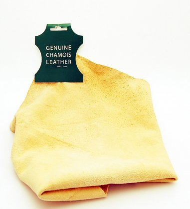 chamois leather genuine