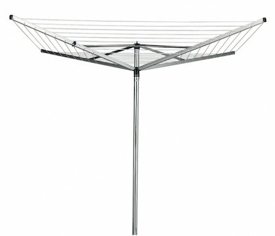 Brabantia Top Spinner 4 Arm 60M Rotary Airer