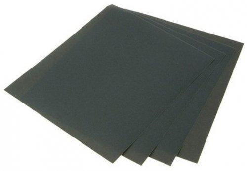 Faithfull Wet and Dry Fine Backing Paper 240 Grit 25