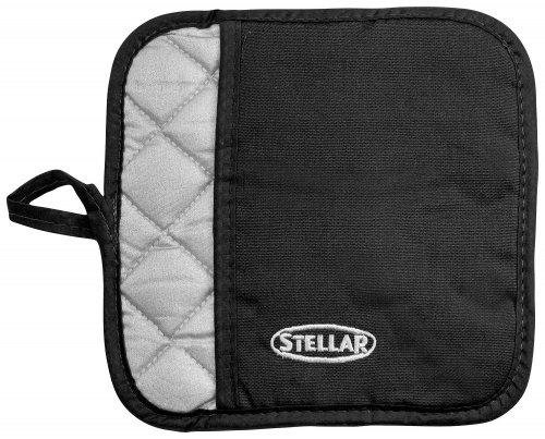 Stellar Textiles Pot Holder - Black