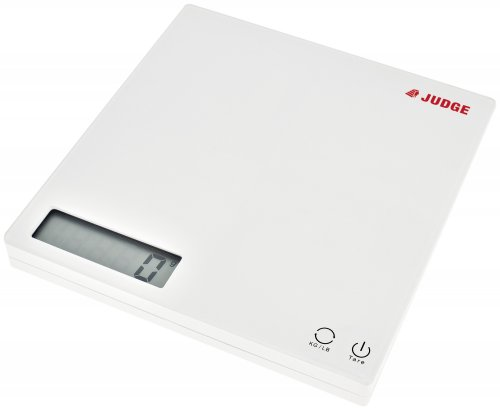 Judge Kitchen Touch Control Digital Scale 5kg