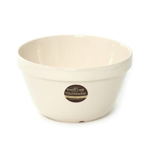 Mason Cash Traditional White 17cm Pudding Basin At