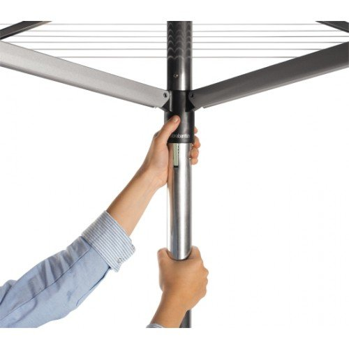 Brabantia Top Spinner 4 Arm 60m Rotary Airer At Barnitts