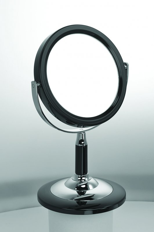 Jet Capsule Price >> Famego Jet 2 Black Ladies/Gents Mirror with 5x Magnification at Barnitts Online Store, UK | Barnitts