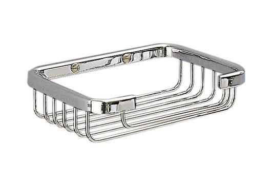 Miller Classic Soap Basket Chrome