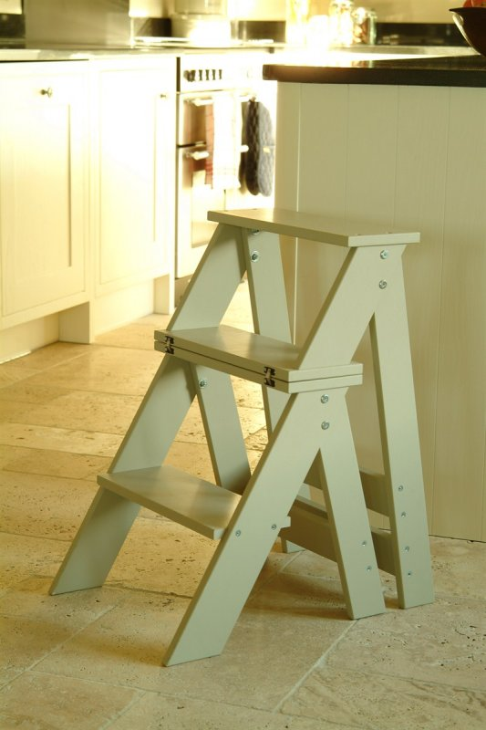 Trading Folding Wooden Step Chair In Clay At Barnitts Online Store UK & Step Stool Chair Uk. Kitchen Step Ladder Chair Stool White Counter ... islam-shia.org