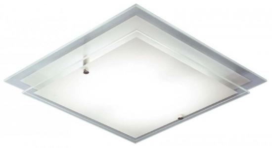 Dar Frame Flush Square Halogen 2 Sheets