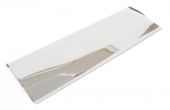 Polished Chrome Large Letter Plate Cover