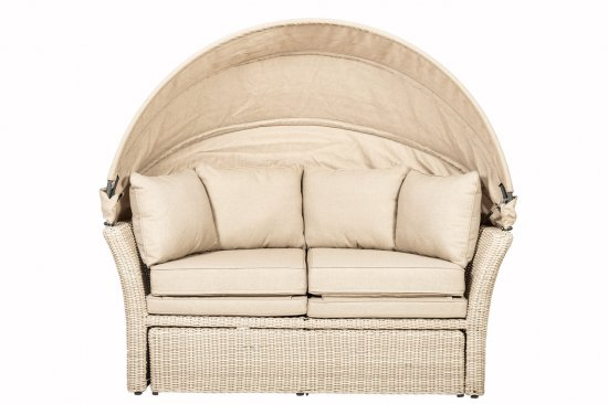 Royalcraft Seychelles Day Bed with Weather-Shield Cushions