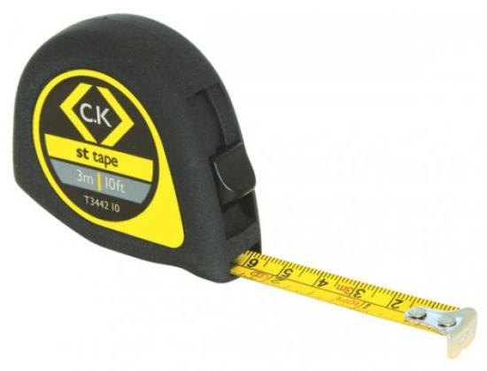 C.K Softech Tape Measure 7.5m / 25ft
