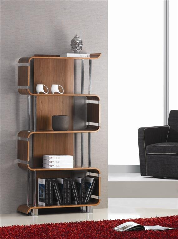 Jual Bali Collection Curve Walnut Amp Chrome Curved Wood
