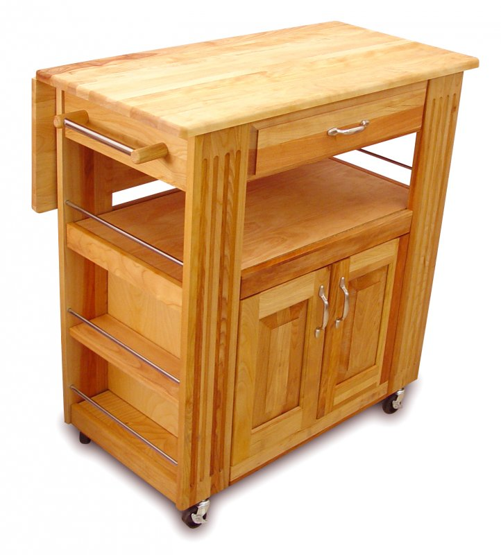 Catskill Craftsmen Heart Of The Kitchen Island Trolley