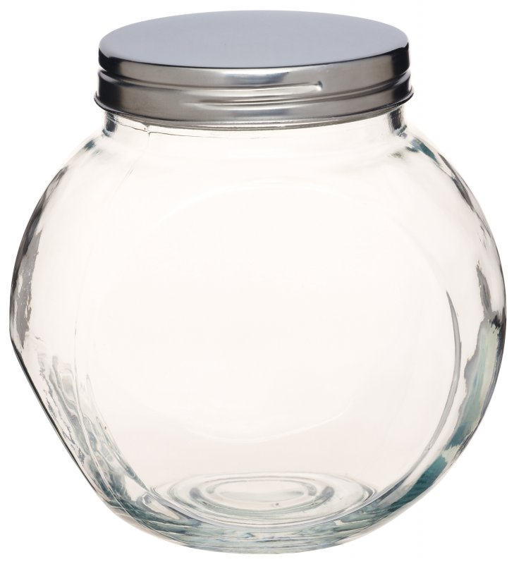 Home Made Tilt Or Tall Glass Storage Jar 1 4lt At Barnitts