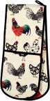 Ulster Weavers Rooster Double Oven Glove