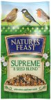 Nature's Feast Supreme 8 Seed Blend 12.75kg + 2kg Extra FREE