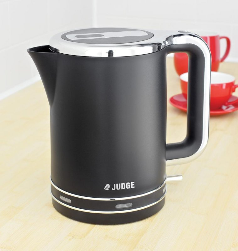 Judge Cordless Electric Kettle Black At Barnitts Online