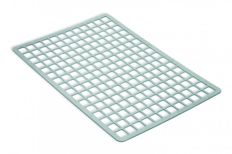 Addis Plastic Sink Mat Metallic At Barnitts Online Store
