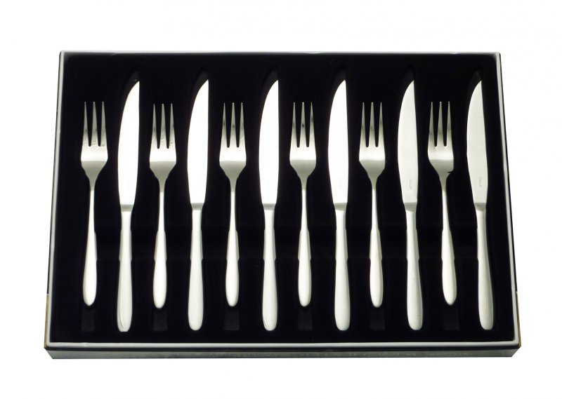 Stellar Cutlery Winchester 12 Piece Steak Set At Barnitts