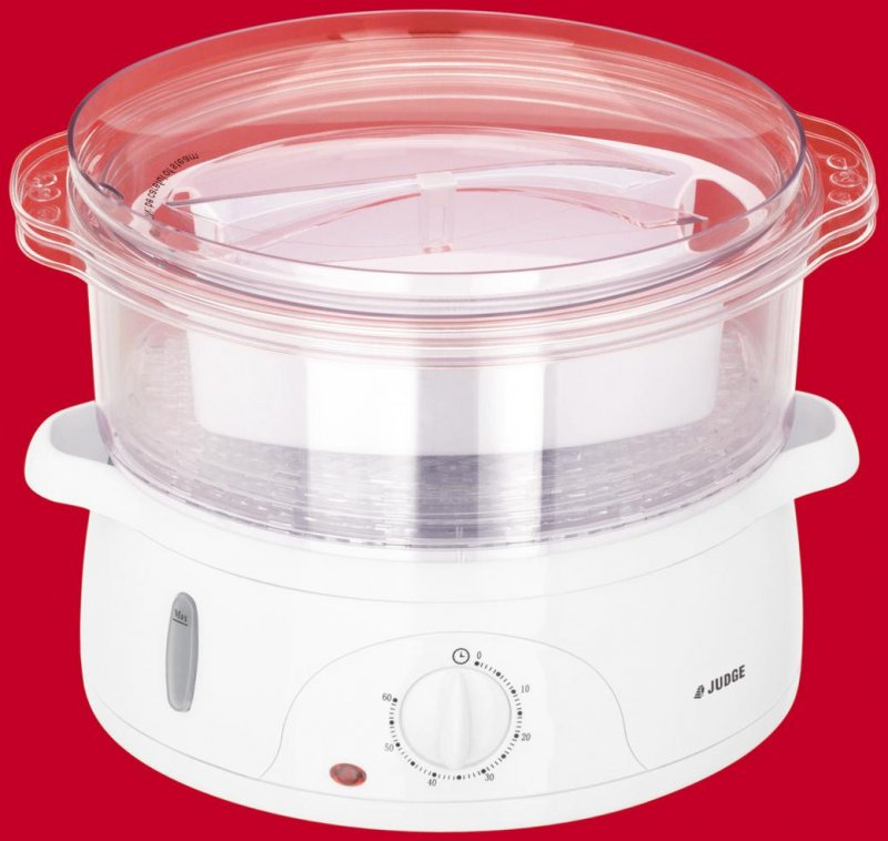 3 Tier Electric Steamer ~ Judge tier electric steamer at barnitts online store uk