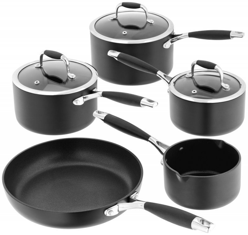 Stellar 2000 5 Piece Saucepan Set At Barnitts Online Store