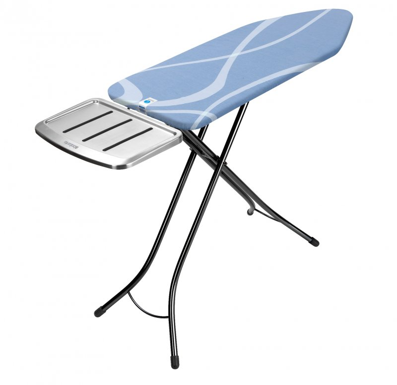 Brabantia c ironing board 124x45cm stainless steel solid for House table a repasser