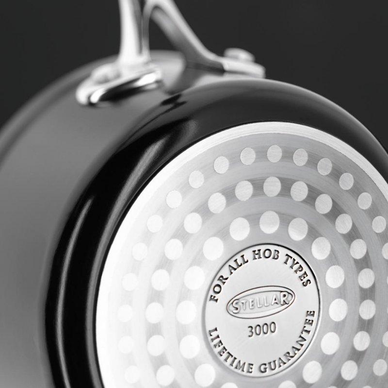 Stellar 3000 Non Stick 3 Piece Pan Set At Barnitts Online