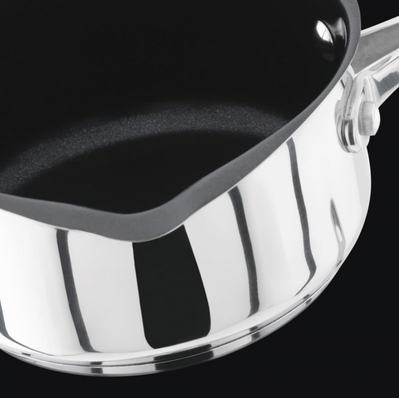 Stellar 7000 non stick milk pan 14cm 1lt at barnitts Best non stick milk pan