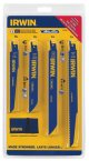Irwin 11 Piece Bi Metal Reciprocating Blade Set