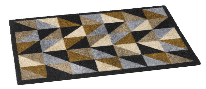 Bruce Starke Ambiance Barrier Design Mat 412 Prisma Beige