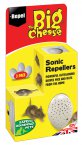 The Big Cheese Sonic Repeller for Mice and Rats (Pack of 3)