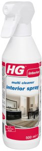 HG Multi Cleaner Interior Spray 500ml