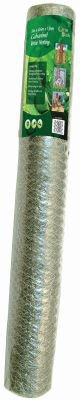 Green Blade 5m x 0.6m x 13mm Galvanised Wire Netting