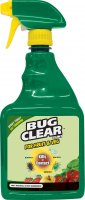 BugClear Gun! for Fruit & Veg (750ml)