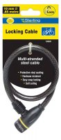 Sterling Security Locking Cable - 10mm x 650mm