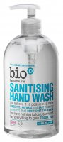 Bio D Sanitising Hand Wash Fragrance Free 500ml