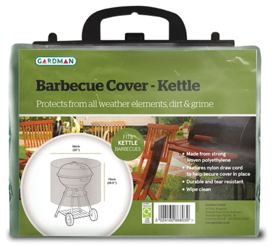 Gardman kettle barbecue cover at barnitts online store uk for Amazon gardman furniture covers