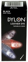 Dylon Leather Shoe Dye Black