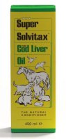 Bob Martin Super Solvitax Pure Cod Liver Oil 450ml