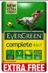Evergreen Complete Lawn Care 360m2 + 10% Free