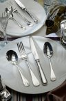 Arthur Price Sovereign Silver Plate Cutlery – Baguette