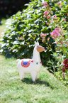 Smart Garden Flamboya Figurines Llama Rama - White