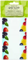 Home Made Self-Adhesive Jam Jar Labels Fruit (Pack of 30)