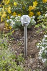 Smart Garden Solar Classic Majestic Stainless Steel 5 Pack